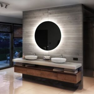 mirror ip44 luce led con kit multifunzione a richiesta